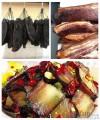 湘西瑶山柴火腊肉