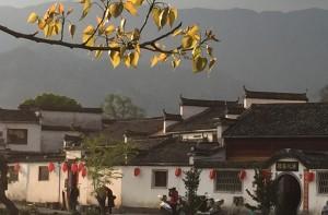 徽州行——宛若山水画似的宏村